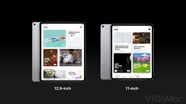 全新iPad Pro发布:A12X仿生芯片加持 顶配售价达15299元