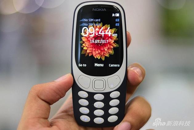 HMD的诺基亚推出一系列复刻手机