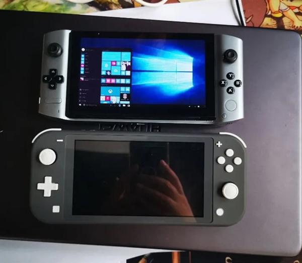 GPD Win3发布:Win10直板掌机、11代酷睿可玩PC大作