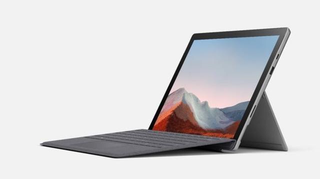 微软发布全新Surface Pro 7+平板电脑二合一设备