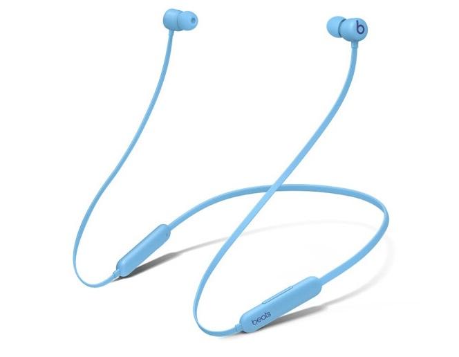 苹果 Beats Flex 无线耳机云雾灰和冷焰蓝配色上架,399 元